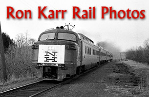 Rail Photos by Ron Karr!