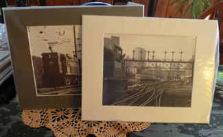 Matted photos now for sale!