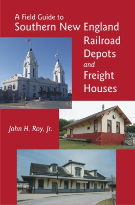Southern New England RR Depots book